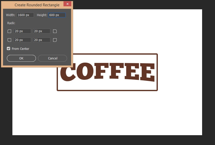 Creating rectangle