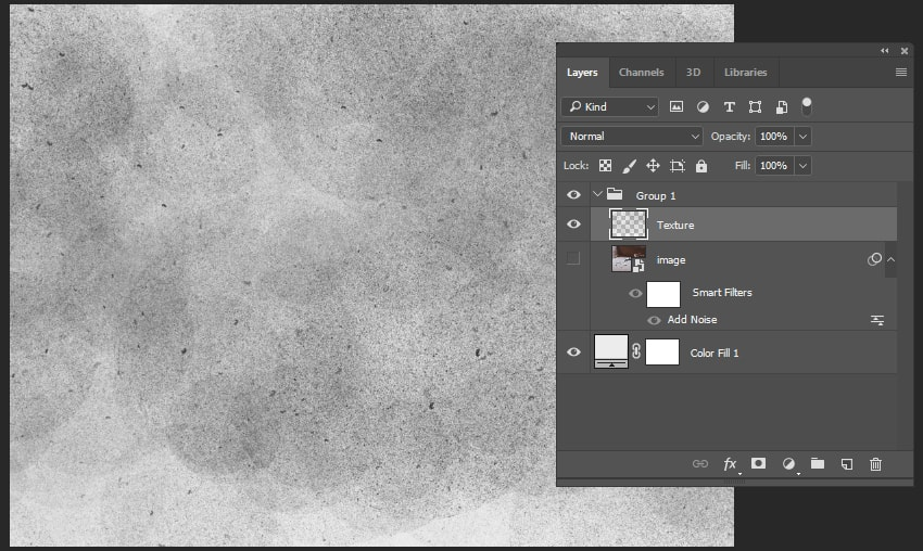 Creating a texture