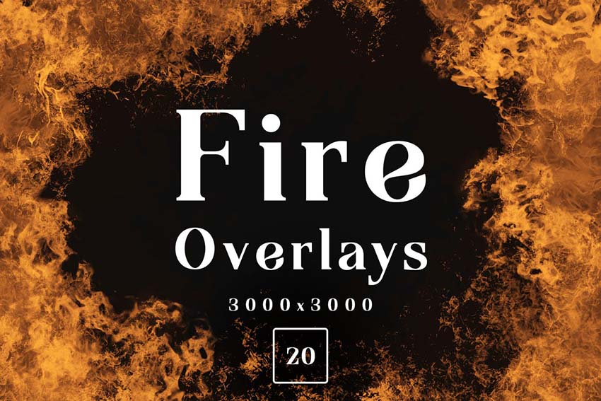 Fire overlays