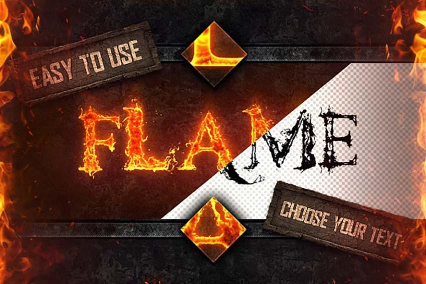 Fire styles