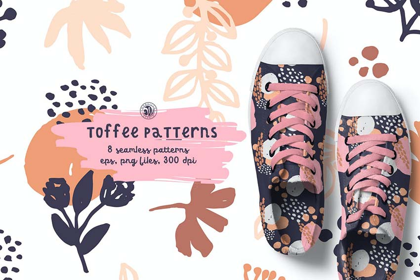 Toffee Patterns