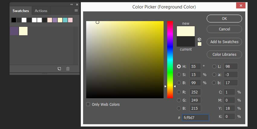 adding the second color code