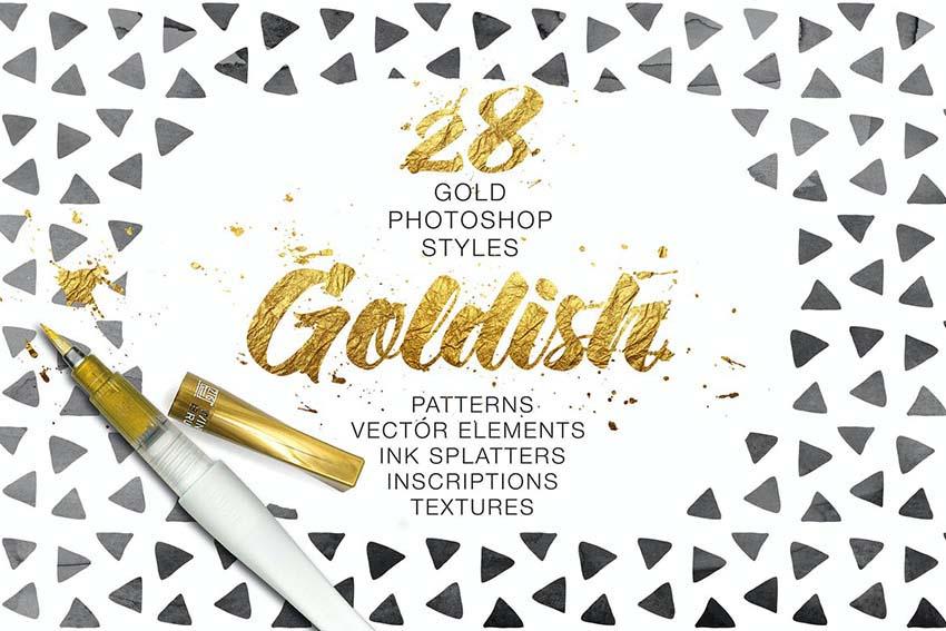 gooldish kit for photoshop