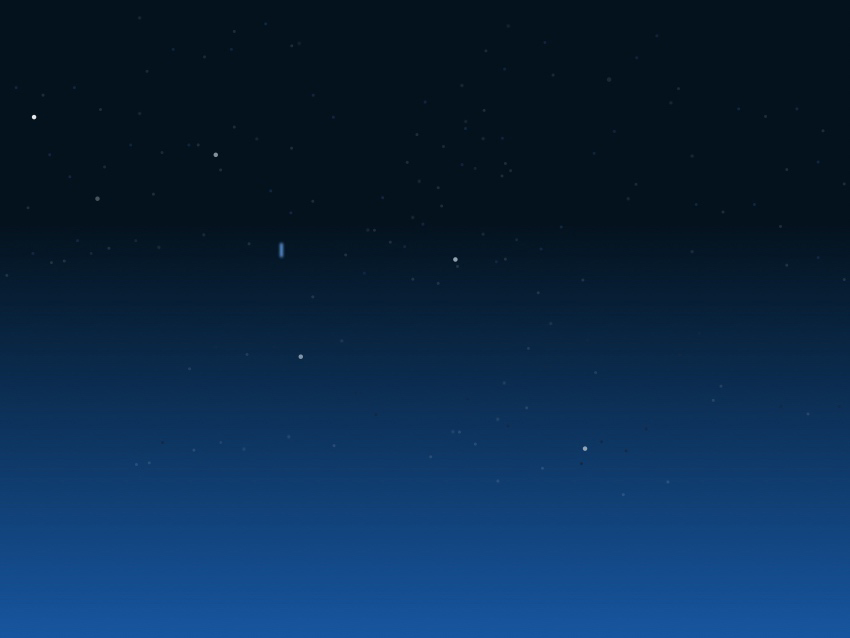 Twinkle star - apply Gaussian blur to rectangle
