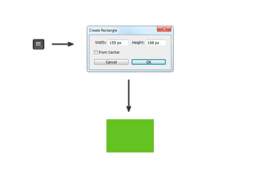 Create Rectangle