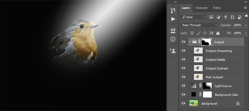 How to Create an Enchanted Photoshop Action