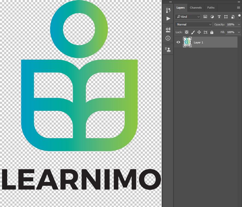Editing logo