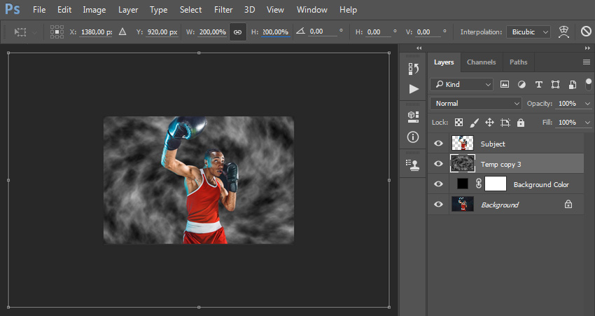 How to Create an Energy Effect Action in Adobe Photoshop