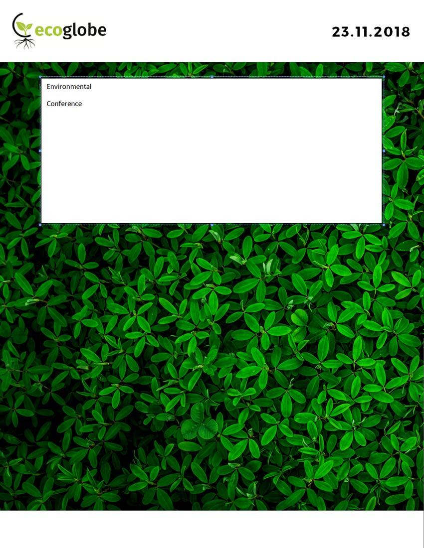 Inserting text box