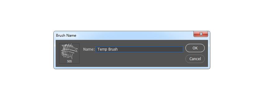 defining brush