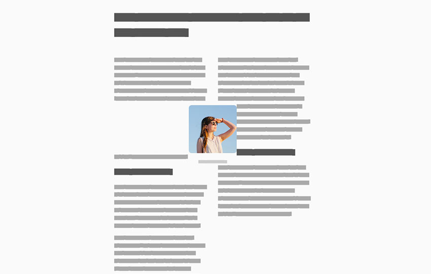 CSS Exclusions: Making Boring Layouts Less Boring