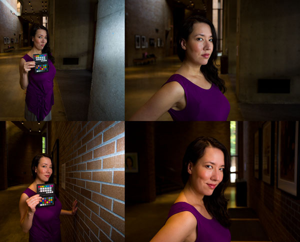How To Bounce On Camera Flash For Better Portraits