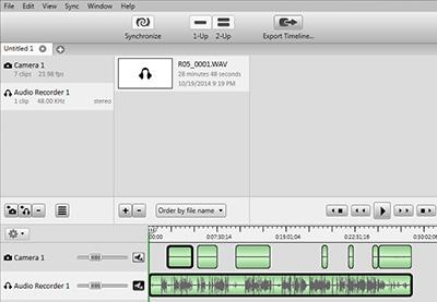 Ben lucas pluraleyes audio sync