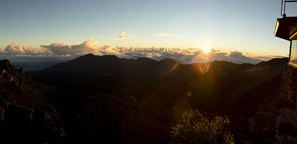 Sunrise Mt Haleakala
