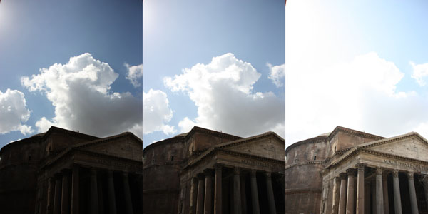 Original images of Pantheon