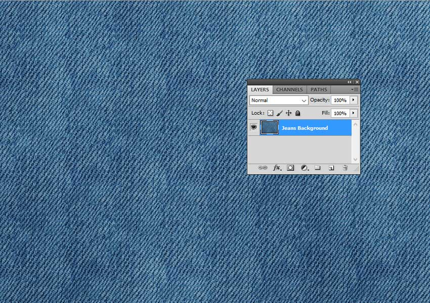 Create Jeans Background