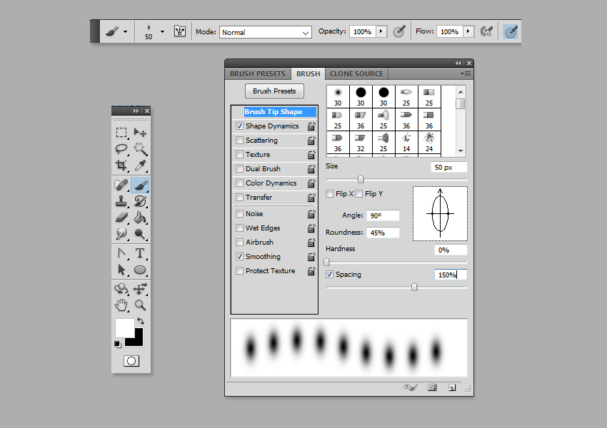 Create Custom Brush