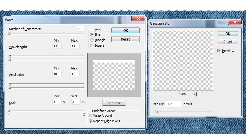 Filter Distort Wave