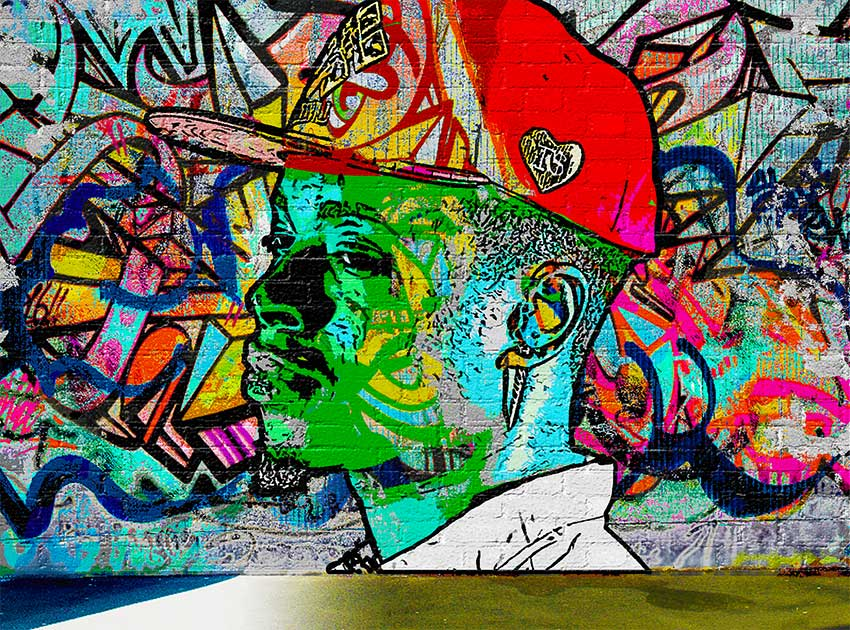 How to create a graffiti effect in adobe photoshop final product image toneelgroepblik Image collections