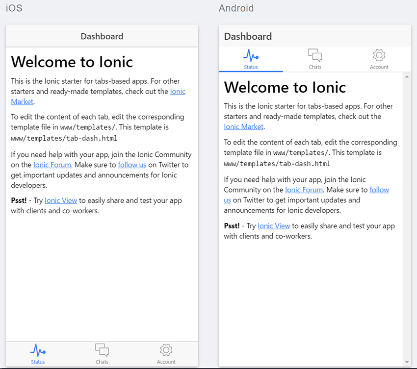 Create a Mobile Application for Displaying Your Website RSS Content With Ionic