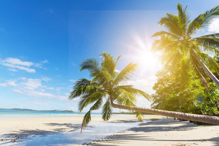 Sun Flare in Photoshop
