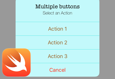 Create a Custom Alert Controller With Swift