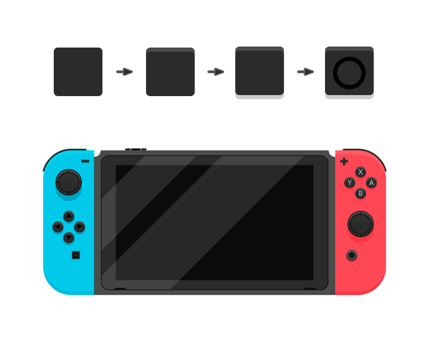 Adding Screenshot button on the Nintendo