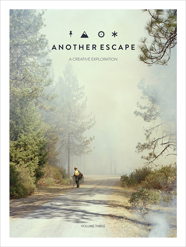 Another Escape Magazine from cover
