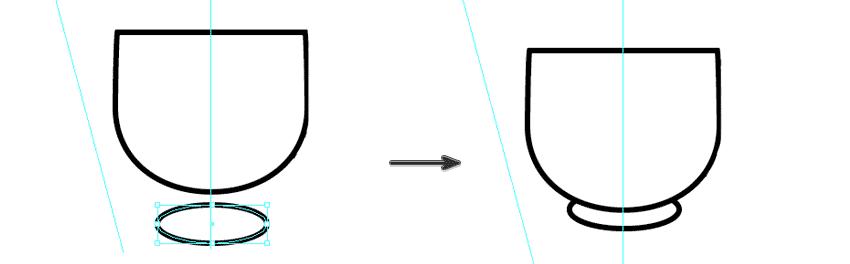 how to make the mug base