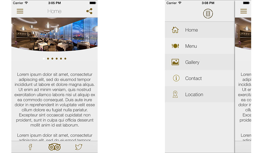10 Best Restaurant App Templates
