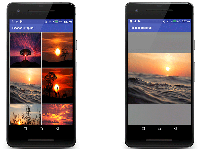 Code an Image Gallery Android App With Picasso