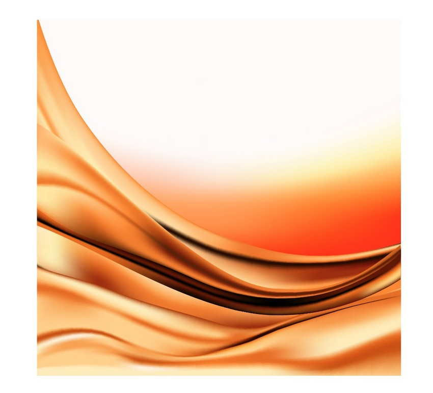 How to Draw an Abstract Gold Background in Adobe Illustrator Using Gradient Mesh