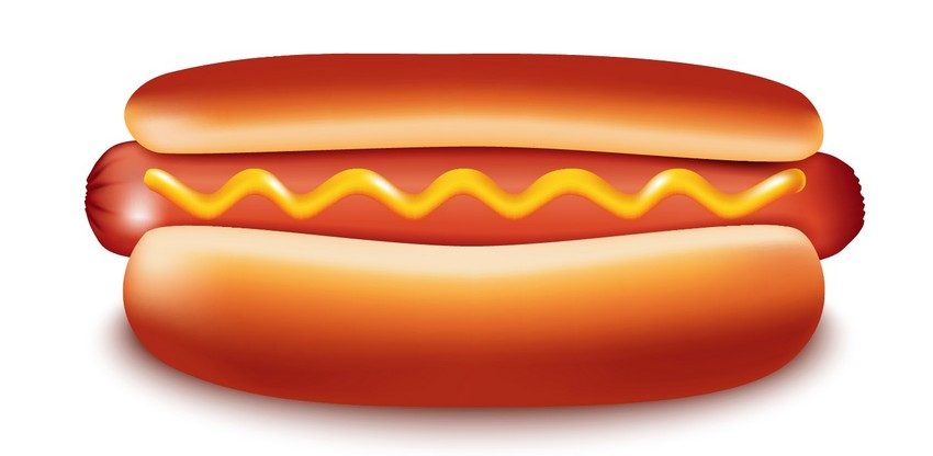 How to Draw a Hamburger and a Hot Dog in Adobe Illustrator