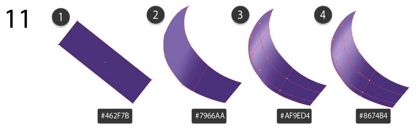 ultra violet mesh
