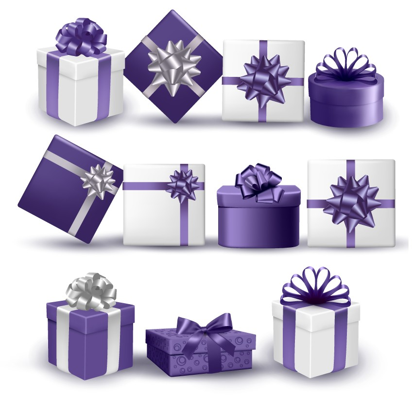ultra violet gifts collection