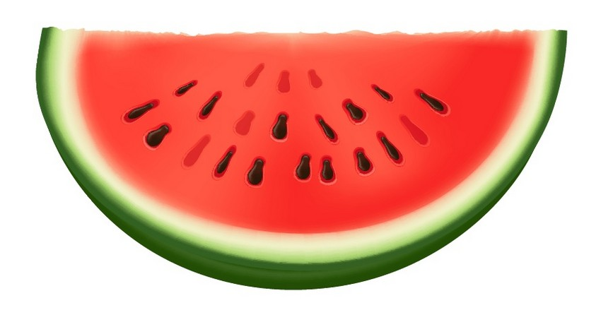 Watermelon Images To Draw