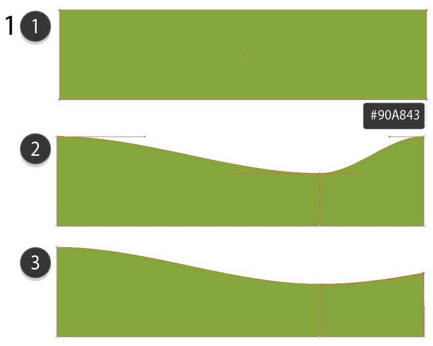 use gradient mesh