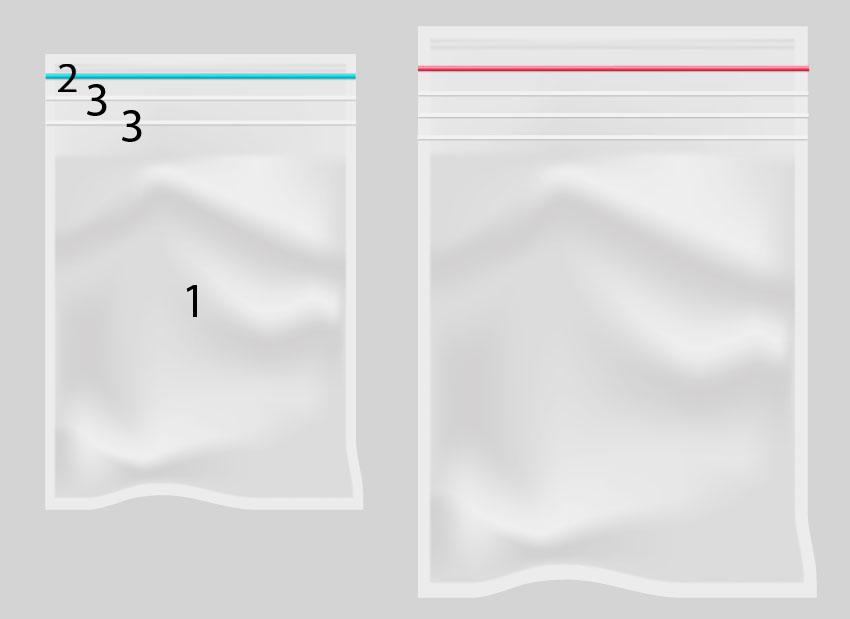 plastic packet