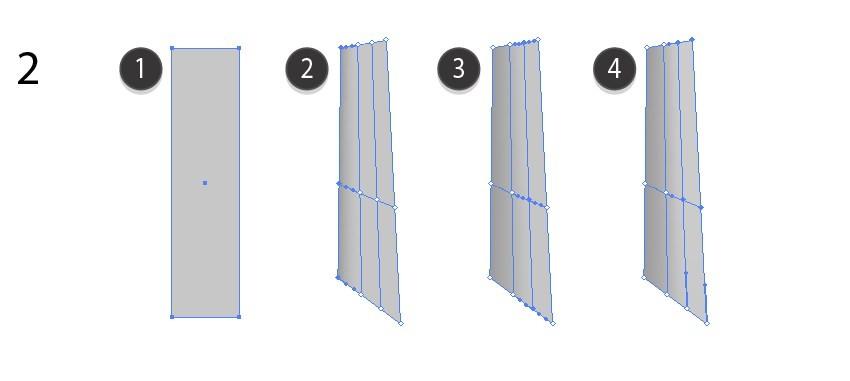 shopping bag vector tutorial