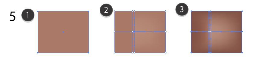 mesh in illustrator