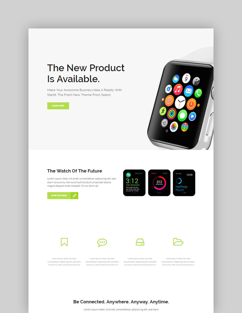 Startit Fresh Startup Business Theme