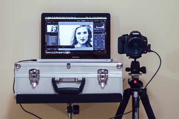 Direct to Desktop: Camera Tethering in Adobe Photoshop Lightroom
