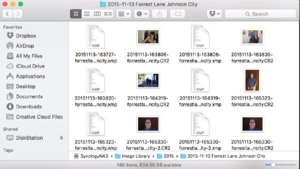 XMP Files