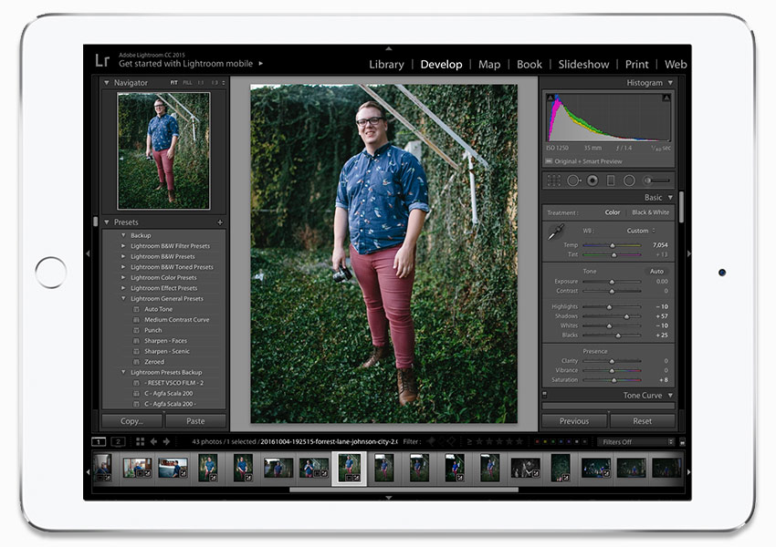 Future of Lightroom Mobile