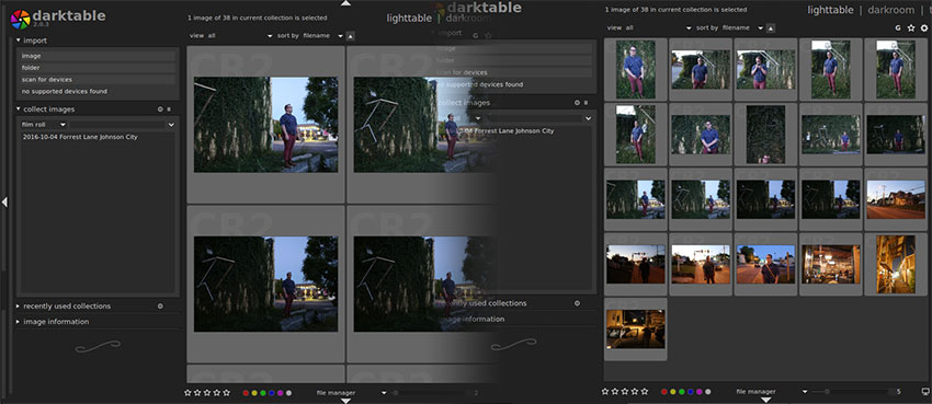 Introduction to Darktable for Photographers