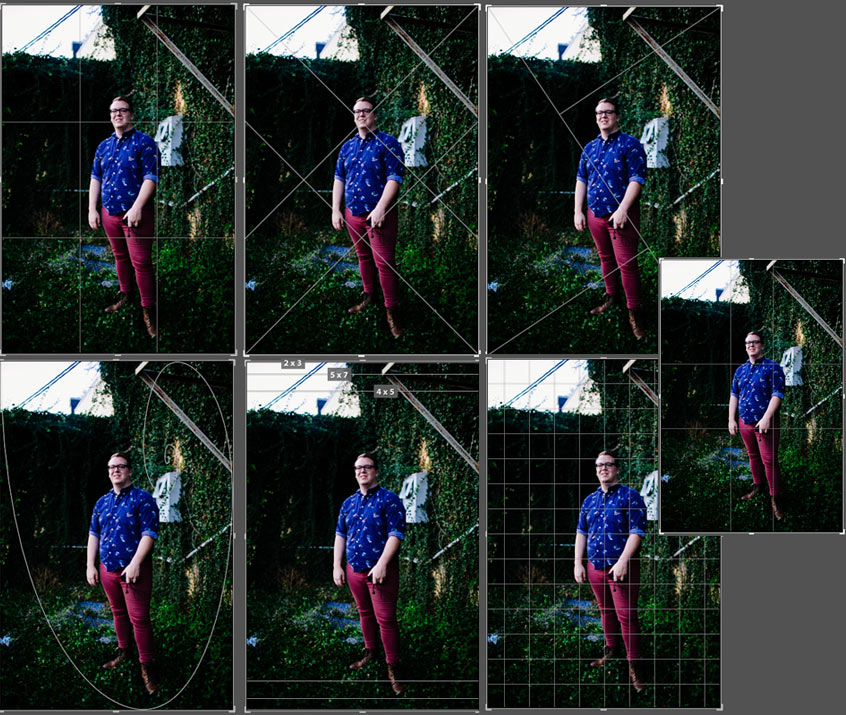Crop Overlays