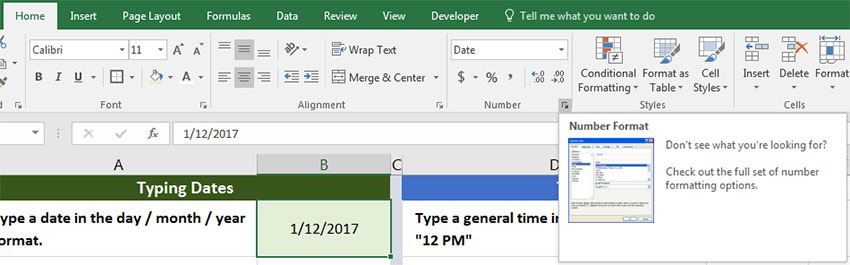 How to Work With Date and Time Formulas in Excel