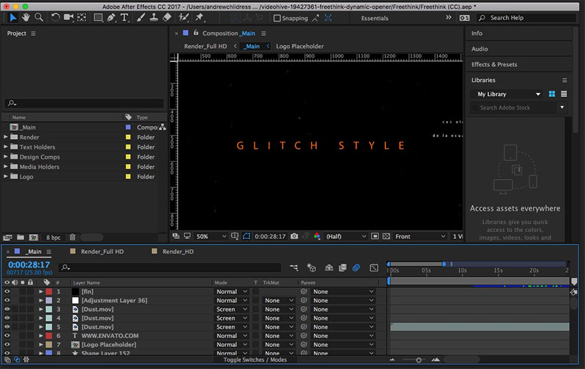 How to Learn Adobe After Effects in Adobe After Effects