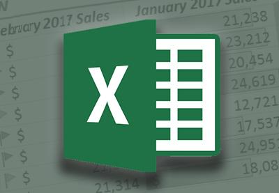 Excel cf icon