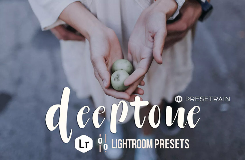 Deeptone Lightroom Preset